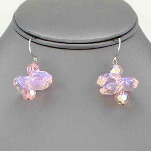 Crystal Rock Earrings